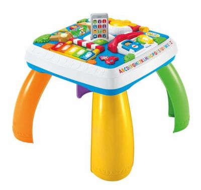 MESA MULTIAPRENDIZAJE BILINGÜE FISHER PRICE
