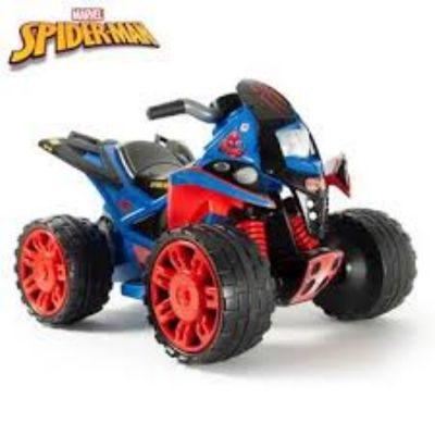 Quad Batería The Beast Spider-Man 12V