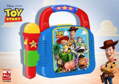 REPRODUCTOR MP3 TOY STORY