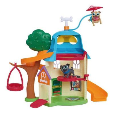 CASA PLAYSET BINGO Y ROLLY
