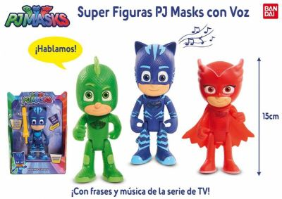 FIGURA PJ MASKS SUPER