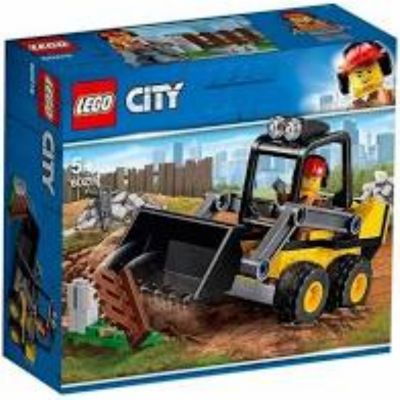 LEGO CITY RETROCARGADORA 60219