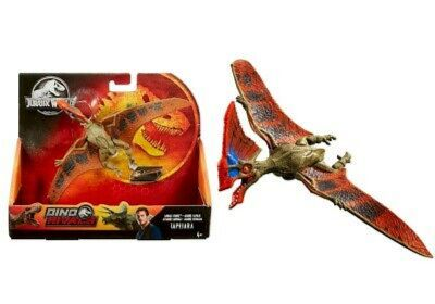TAPEJARA - Jurassic World Park Dino Rivals Savage Strike