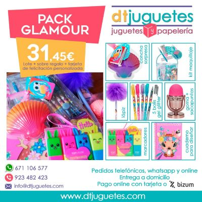 Pack Glamour