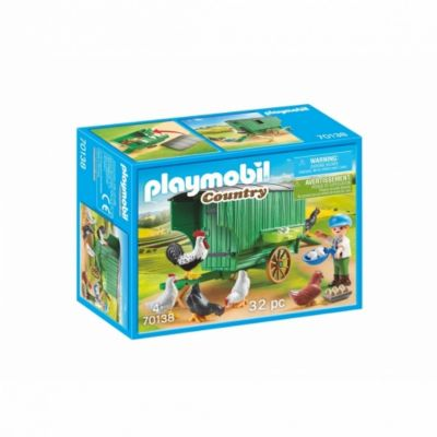 Playmobil Country Gallinero