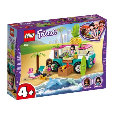 Lego Friends Bar de Zumos Móvil