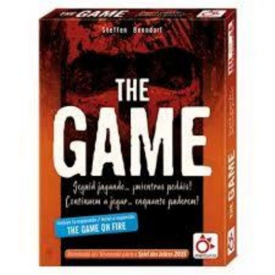JUEGO THE GAME Ref. 290-4NU