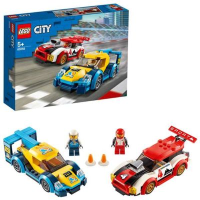 Lego City Coches de Carreras. Ref. 124-60256