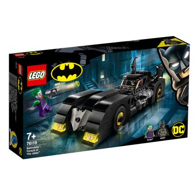 Lego Super Heroes Batmovil Ref. 124-76119