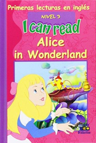 I can read, Alice in Wonderland