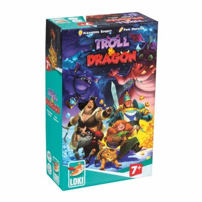 JUEGO TROOL  Y DRAGON