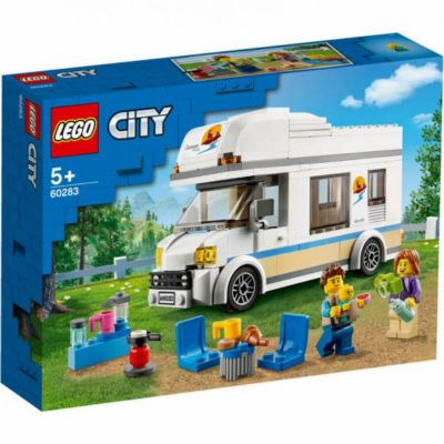 Lego  City Great Vehicles Autocaravana de Vacaciones 124-60283