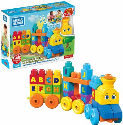 TREN MUSICAL ABC FISHER PRICE CON SONIDOS. 21-22FWK