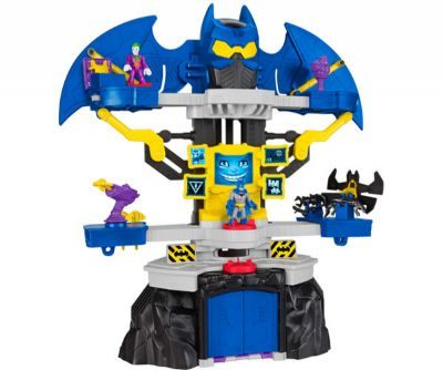 IMAGINEXT BATCUEVA TRANSFORMABLE